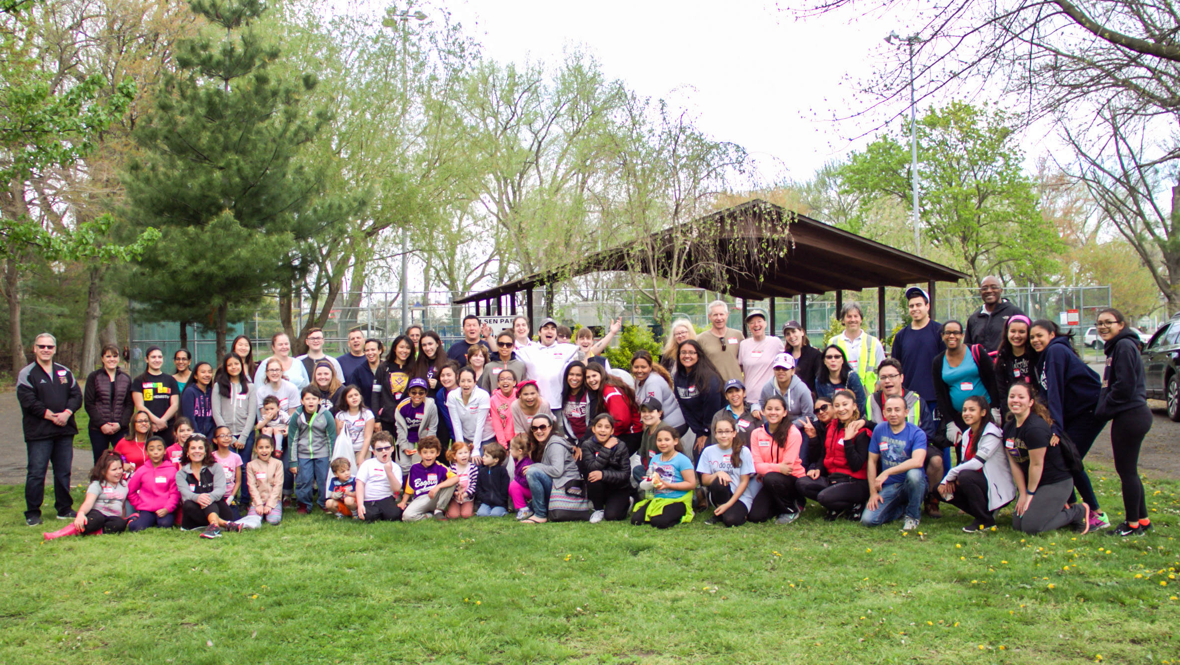 Earth Day Cleanup, Saturday 4/21/18, 11am-2pm, Meet at Bogota Rec Outdoor Pavilion
