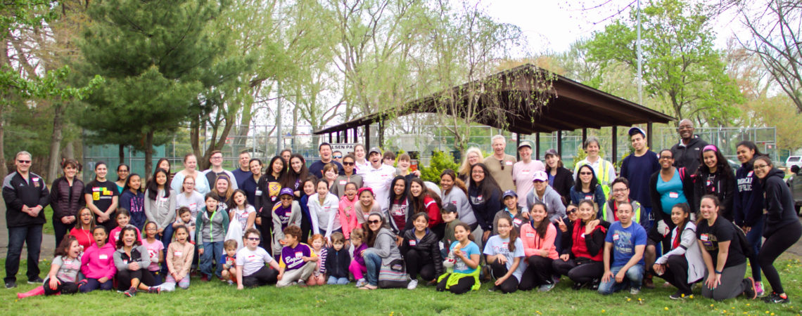 Earth Day Cleanup 2016