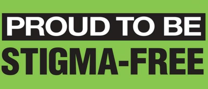 Walk With The Mayor: Stigma-Free Zone