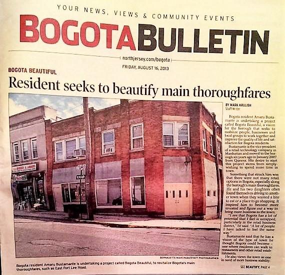 Bogota Bulletin 2013